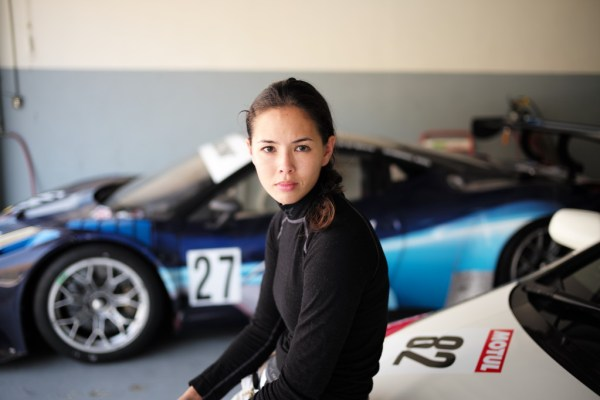 Claire Jedrek Popspoken F1 Grand Prix