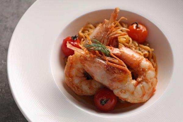 king-prawn-tagliolini-nude seafood