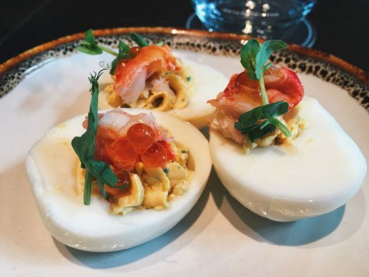 Deviled Eggs $8