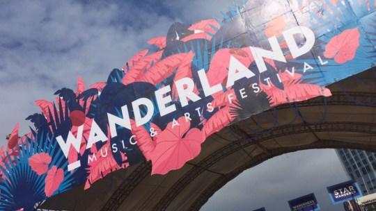 Wanderland 2017 Manila