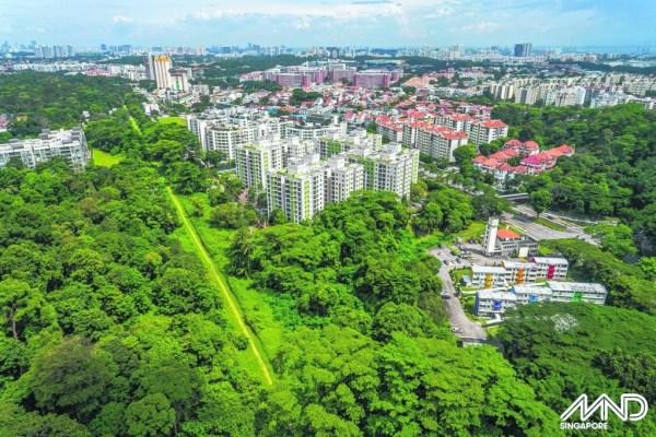 Image: Urban Redevelopment Authority