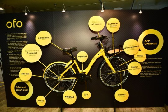ofo Aura 1.0 with the improved features