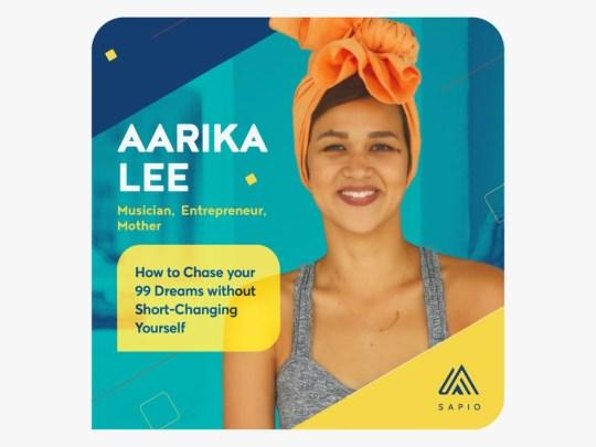 Aarika Lee Sapio - Popspoken