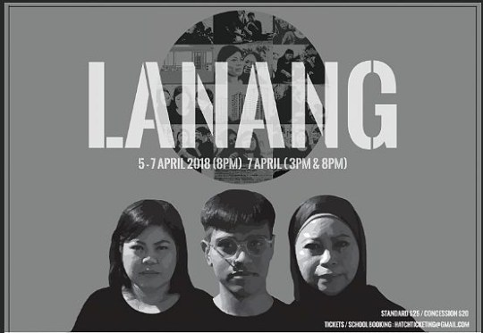 hatch theatrics lanang