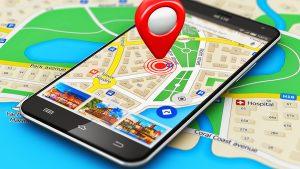Increase Foot Traffic social map