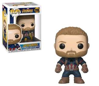 Image Avengers 3 - Captain America Pop!