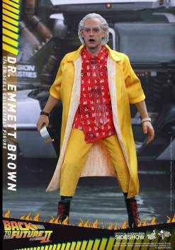 "Image Back To The Future 2 - Dr Emmett Brown 12"" Figure"