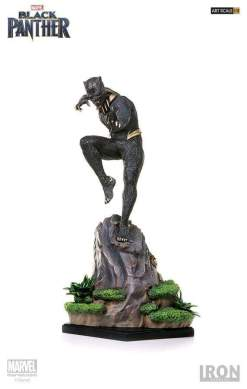 Image Black Panther - Killmonger 1:10 Statue