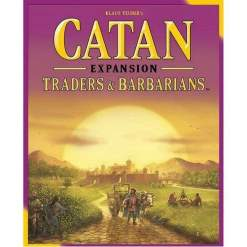 Image Catan - Traders & Barbarians Board Game Exp