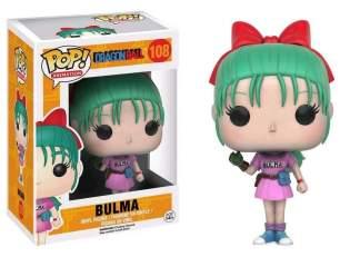 Image Dragon Ball Z - Bulma Pop!