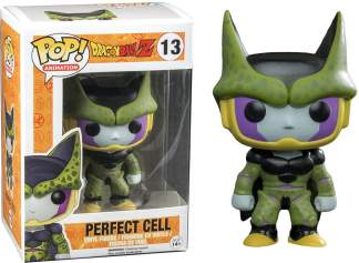 Image Dragon Ball Z - Final Form Cell Pop!