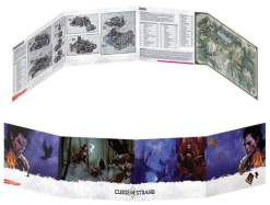 Image Dungeons & Dragons Dungeon Master's Screen - Curse of Strahd
