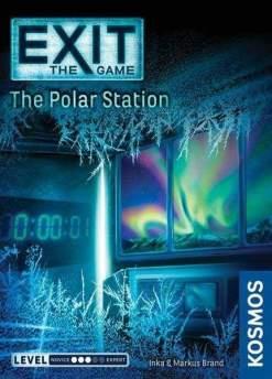 Image Exit: Polar Station