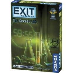 Image Exit: The Secret Lab