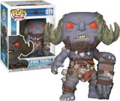 Image God Of War 2018 - Fire Troll Pop!