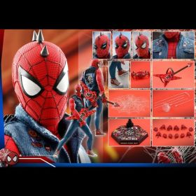 HOTVGM32--SpiderMan-VG2018-Spider-Punk-12-FigureE