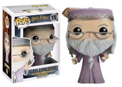 Image Harry Potter - Dumbledore w/wand Pop!