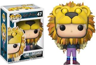 Image Harry Potter - Luna w/ Lion Head Pop!