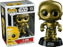 Image Star Wars - C-3PO Pop!