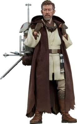 "Image Star Wars - Obi-Wan Kenobi Mythos 12"" 1:6 Scale Action Figure"