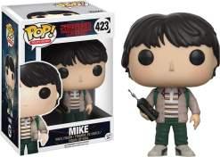 Image Stranger Things - Mike w/Walkie Talkie Pop!