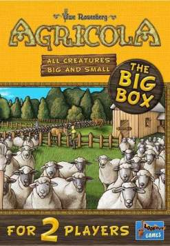 Image Agricola: All Creatures Big and Small Big Box