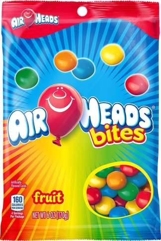 Image Air Heads - Fruit Bites Peg Bag