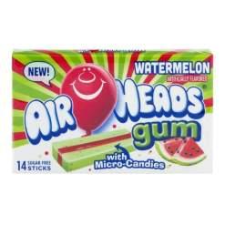 Image Airheads Watermelon Sugar Free Gum