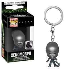 Image Alien - Xenomoprh 40th Anniversary Pocket Pop! Keychain