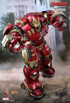 Image Avengers 2: Age of Ultron - Hulkbuster Deluxe 1:6 Scale Action Figure