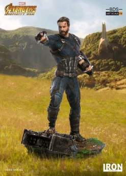 Image Avengers 3: Infinity War - Captain America 1/10th Scale Statue