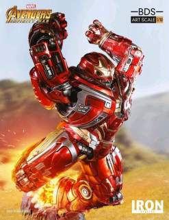 Image Avengers 3: Infinity War - Hulkbuster 1:10 Scale Statue