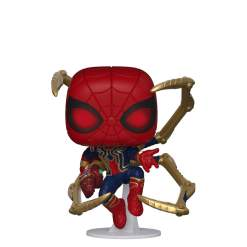 Image Avengers 4: Endgame - Iron Spider Instant Kill With Gauntlet Pop! Vinyl Figure