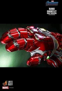 Image Avengers 4: Endgame - Nano Gauntlet (Hulk Version) 1:1 Scale Replica