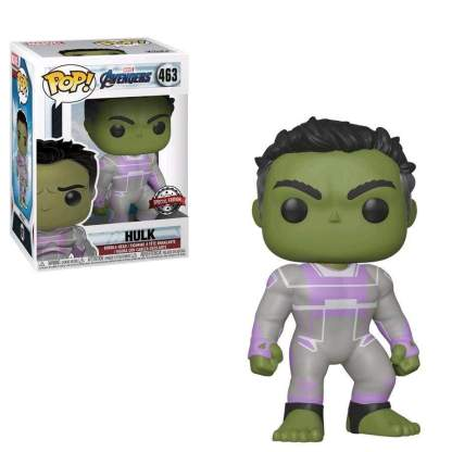 Image Avengers 4: Endgame - Smart Hulk US Exclusive Pop! Vinyl [RS]
