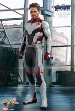 "Image Avengers 4: Endgame - Tony Stark Team Suit 12"" 1:6 Scale Action Figure"
