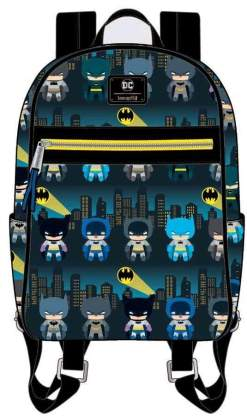 Image Batman - Gotham City Chibi Print Mini Backpack