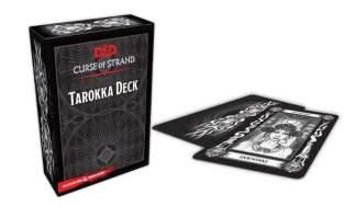 Image D&D Curse of Strahd Tarokka Deck (54 Cards)