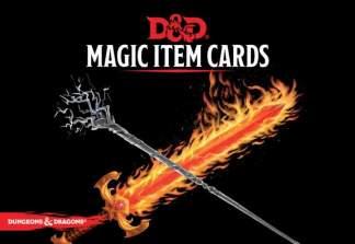 Image D&D Spellbook Cards Magic Item Deck