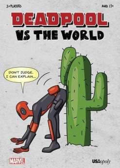 Image Deadpool Vs the World