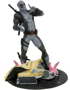 Image Deadpool - X-Force Taco Truck SDCC 2019 US Exclusive Gallery PVC Statue