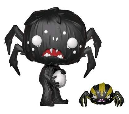 Image Don't Starve - Webber w/Spider Pop!