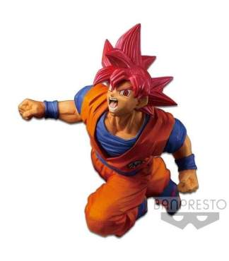 Image Dragon Ball Super - Son Goku Fes!! Volume 9: Super Saiyan God Goku Figure