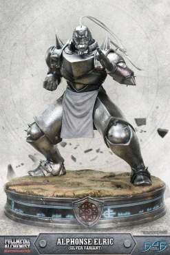 Image Fullmetal Alchemist - Alphonse Elric Silver Statue