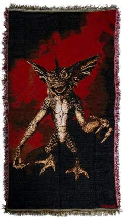 Image Gremlins - Stripe Throw Rug (92 x 147cm)