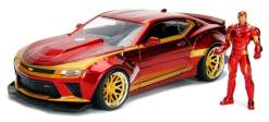 Image Iron Man - 2016 Chevy Camero 1:24 Hollywood Ride