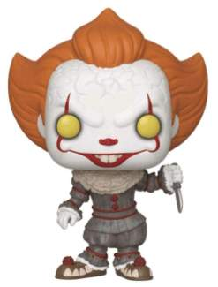 Image It: Chapter: 2 - Pennywise with Blade US Exclusive Pop! Vinyl [RS]