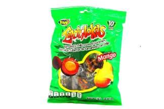 Image Jovy Enchilokas - Tamarind & Chili Covered Gummies Peg Bag