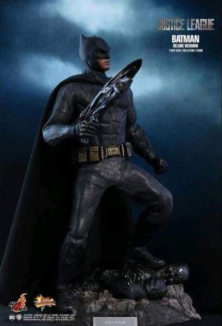 "Image Justice League Movie - Batman Deluxe 12"" 1:6 Scale Action Figure"