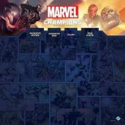 Image Marvel Champions LCG 1-4 Player Game Mat